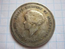5 Franc 1929 - Luxemburgo