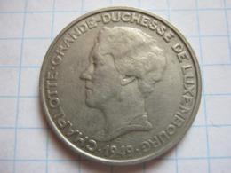 5 Franc 1949 - Luxemburgo