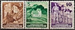 1937 Wahrzeichen Postfrisch** MiNr: 156-158 - Nuevos