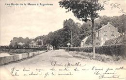 Les Bords De La Meuse à Argenteau (Edition Maréchal - Vliegen) - Visé
