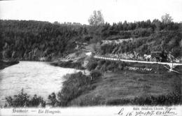 Hamoir - En Hougnée (Edit. Brisbois-Lhoest, Animée Attelage) - Hamoir