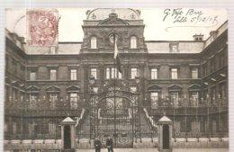 CPA Lille (59) La Préfecture Ecrite En 1907 - Lille