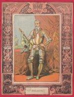 Protége Cahier Ancien Fin XIXéme Collection Artistes ; Savants ; Patriotes . COLIGNY - Book Covers