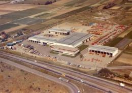 31 - Saint Alban  - Photo Aérienne De 1974 Des Etablissements STMEA - Vente Reparution Tracteurs - Lieux