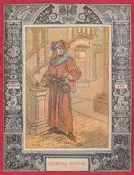Protége Cahier Ancien Fin XIXéme Collection Artistes ; Savants ; Patriotes . ETIENNE MARCEL - Book Covers