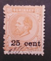 Suriname - Nr. 38D (gestempeld/used) - Surinam ... - 1975