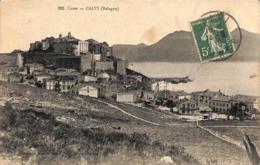 20 - Corse - Calvi (Balagne) Moretti 1915 - Calvi