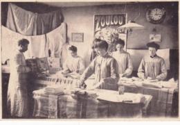 Metier - Groupe De Repasseuses - Publicité Zoulou Powder - Artisanat