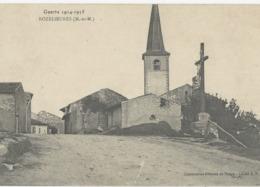 Rozelieures     Village   Guerre 1914-18 - Francia