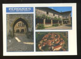 Pérouges (01) : Cité Médiévale - Pérouges