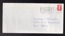 FRANCIA - 91  MENNECY  ORANGERIE - Espace Culturel Jean Jacques Robert Orangerie - Theatre