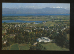 Divonne Les Bains (01) : Vue Générale Panoramique, Le Lac De Divonne, Le Lac Léman - Divonne Les Bains