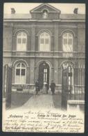 1.1 // CPA - ANDENNE - Entrée De L'Hôpital Ste Begge - Nels Série 9 N° 53   // - Andenne