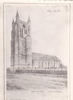 Loker, Locre, Na 1898, De Kerk, Zuidkant (pk61725) - Heuvelland