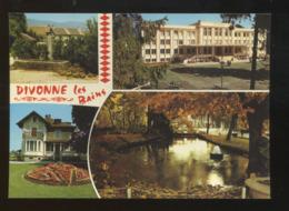 Divonne Les Bains (01) : Maison De Cure, Les Thermes Et La Source Vidard - Divonne Les Bains