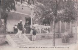 Hôpital Maritime De St-Mandrier Entrée Du Pavillon Tollet - Saint-Mandrier-sur-Mer