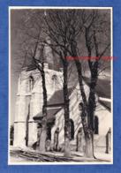 Photo Ancienne - MARCENAT - Vue De L' Eglise à Travers Les Arbres - 1954 - Cantal Histoire Patrimoine - Lieux