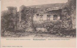 57 - RODEMACK - RUINES DE LA CHAPELLE DE L'ANCIENNE FORTERESSE - France