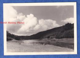Photo Ancienne - MORLAIX ( Finistère ) - Beau Paysage à Situer - 1954 - Bretagne Histoire Patrimoine Nuage - Lieux