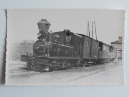 Carte Photo  Transport - Train A Identifier - Photographie