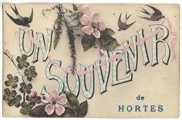 Un Souvenir De HORTES - France