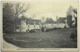 CHITRAY Château De Boismarmin - Frankreich