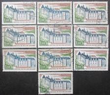 FRANCE N°1809 X 9 Oblitéré - Postzegels