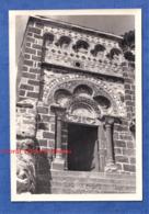 Photo Ancienne - Le PUY En VELAY - Belle Porte Ancienne à Identifier - 1955 - Puy De Dôme Histoire Patrimoine - Lieux