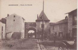 57 - RODEMACK - PORTE DE SIERCK - France