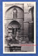 Photo Ancienne - LA CHAISE DIEU - 1955 - Fontaine - Haute Loire Abbaye Histoire Patrimoine - Lieux