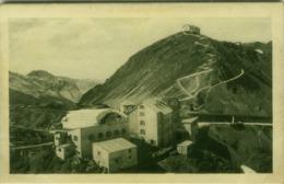 TIROL STILFSER JOCH MIT HOTEL FERDINANDSHÖHE DREISPRACHENSPITZE UND DEM HOTEL ( BOZEN ) EDIT GERSTENBERG 1910s (BG4684) - Bolzano (Bozen)