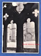 Photo Ancienne - LA CHAISE DIEU - 1955 - Cliché Artistique Haute Loire Abbaye Histoire Patrimoine - Lieux