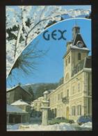 Gex (01) : L'hôtel De Ville - Gex