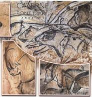 Préhistoire, Grotte Chauvet,  Ardèche,peintures Rupestres ,caverne Pont D'Arc, Aurignacien, Chevaux, Rhinocéros,ours - Archaeology