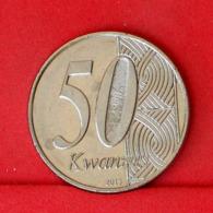 ANGOLA 50 KWANZAS 2013 -    KM# 112 - (Nº31645) - Angola