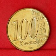 ANGOLA 100 KWANZAS 2015 -    KM# 113 - (Nº31646) - Angola