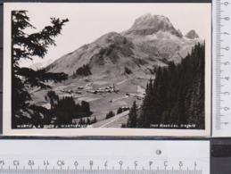 Warth Am Arlberg Wartherhorn Gelaufen1954 AK 342 - Warth