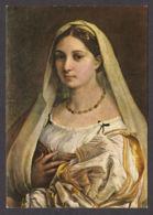 PR102/ RAPHAEL, *La Velata - La Voilée*, Florence, Galerie Pitti - Schilderijen