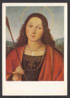 PR295/ RAPHAEL, *Saint Sébastien - S. Sebastiano*, Bergamo, Accademia Carrara - Malerei & Gemälde