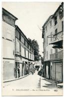 83 : SOLLIES PONT - RUE DE L'HOTEL DE VILLE - Sollies Pont