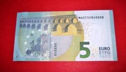 5 EURO M003C5 PORTUGAL - MA0732848888 - M003 C5 - UNC - NEUF - 5 Euro