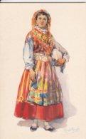 Portugal-Costumes  -nº 3 Mulher De V. Do Castelo - Portugal