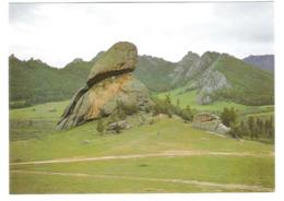 Mongolia - Melkhii Khad - Turtle Rock - Mongolia