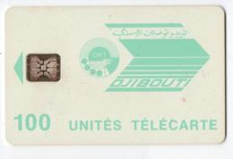 Télécarte De Djibouti - 100 Unités - Djibouti