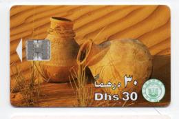 Emirates Télécommunications Corporation - Etisalat - 30 Dhs - United Arab Emirates