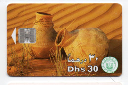 Emirates Télécommunications Corporation - Etisalat - 30 Dhs - Emirati Arabi Uniti