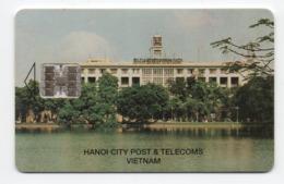 Hanoi City Post & Télécoms - Vietnam - 40000 D - Vietnam