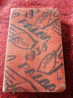 1938 AGENDA PALBA GUIDES DE FRANCE-LOI SCOUTE-PHOTOS-NOTES-JAMBOREE SCOUT INTERNATIONAL CONÇU SPÉCIALEMENT PR SCOUTISME - Padvinderij