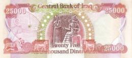 IRAQ P.  96d 25000 D 2008 UNC - Iraq