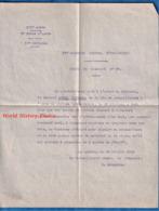 Document De 1916 - Acte De Bravoure, Poilu Clément MOREL , 29 Régiment Infanterie Territoriale - Mitrailleuse Blockhaus - 1914-18